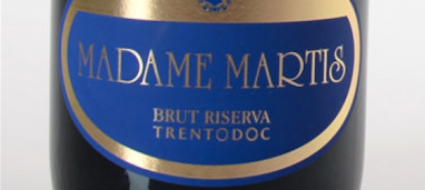 Madame Martis Brut Riserva Trentodoc 2007 Maso Martis