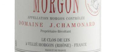 Joseph Chamonard Morgon 2014