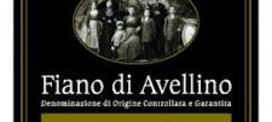 Fiano Pietramara Etichetta nera 2016 I Favati