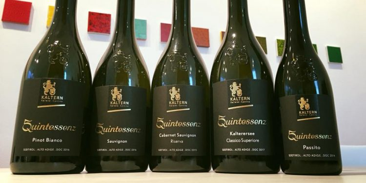 Quintessenz: la collezione dei migliori vini di Cantina di Caldaro