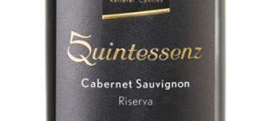 Quintessenz Cabernet Sauvignon Riserva 2015 Cantina di Caldaro