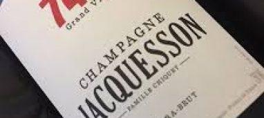 Cuvée n. 740 Champagne Jacquesson