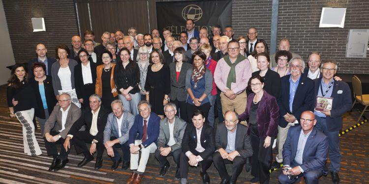 I vincitori del 25esimo Sélections Mondiales des Vins Canada