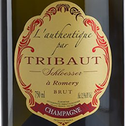 Champagne L'Authentique 2009 Tribaut Schloesser