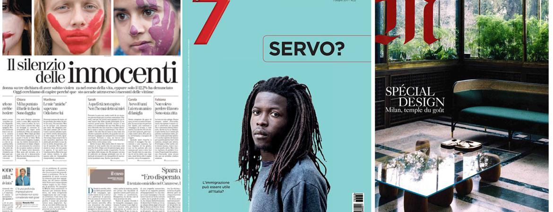 La Stampa, 7 e Le Monde vincono il Premio Ferrari 2018