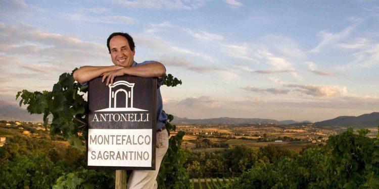 Filippo Antonelli presidente del Consorzio Montefalco
