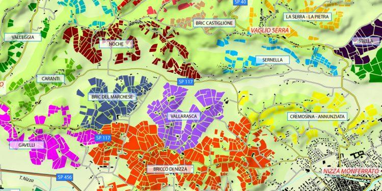 Anche il Nizza ha la sua mappa