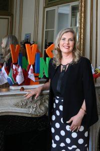 presidentessa Oiv Regina Vanderlinde