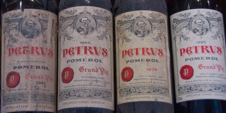 Il mitico Petrus diventa 20% colombiano
