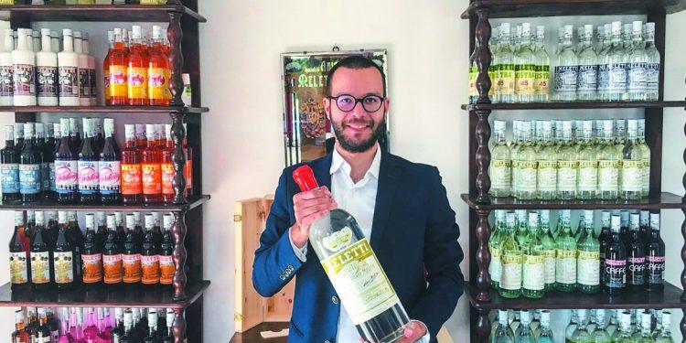 Anisetta Meletti specialità del Cavalier Silvio