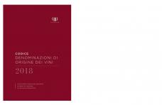 Èuscita la nuova edizione del Codice Denominazioni di origine di Uiv