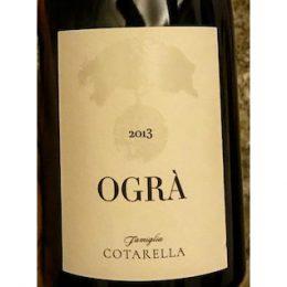 Ogrà 2013 Famiglia Cotarella