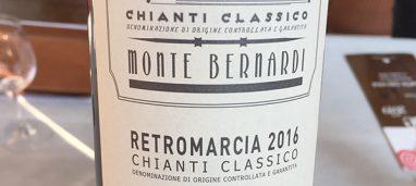 Chianti Classico Retromarcia 2016 Monte Bernardi