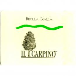 Ribolla gialla Selezione 2011 Il Carpino