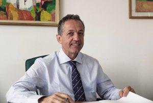 Giorgio Ferrero, assessore all'agricoltura della regione