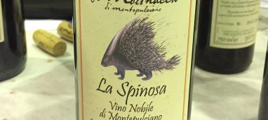 Vino Nobile di Montepulciano La Spinosa 2015 Il Molinaccio