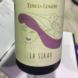 La Syrah 2006 Tenuta Lenzini