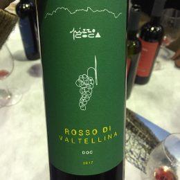 Rosso di Valtellina 2017 Pizzo Coca