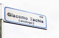 Via Giacomo Tachis: la Sardegna omaggia il grande enologo
