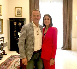 Stefano ed Elena Casadei