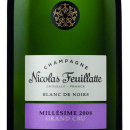 Champagne Blanc de Noirs 2008 Nicolas Feuillatte