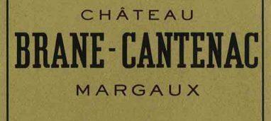 2ème Grand Cru Margaux 2015 Château Brane-Cantenac