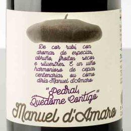 Manuel d'Amaro Pedral 2016 Señorio de Rubios