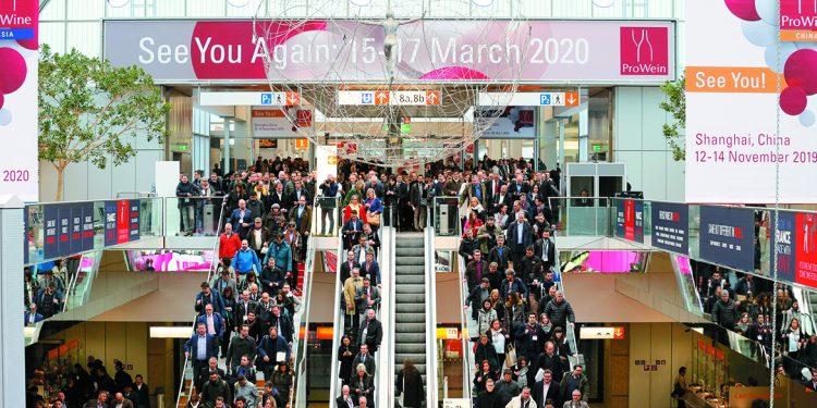 ProWein, tutti i mercati  portano a Düsseldorf