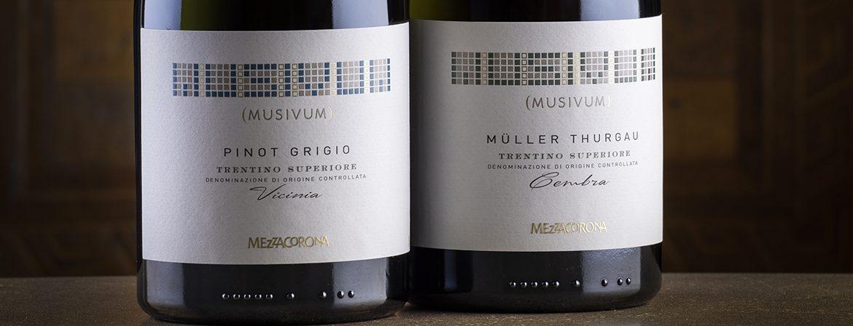 Debutto in bianco per il progetto Musivum di Mezzacorona