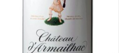 Pauillac Grand Cru 2016 Château d'Armailhac