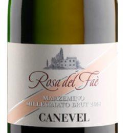 Rosa del Faè 2018 Canevel