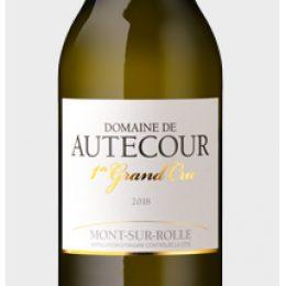 La Côte Premier Cru  2018 Domaine de Autecour