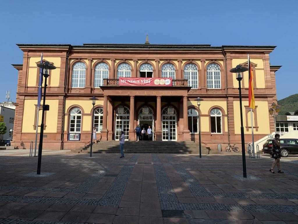 La sede del 25esimo Mundus Vini