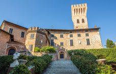 Castello di Cigognola, la Maison del Pinot nero