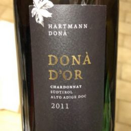Donà D'Or 2011 Hartmann Donà