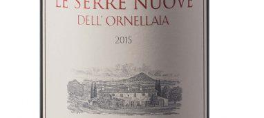 Le Serre Nuove dell'Ornellaia 2015 Ornellaia