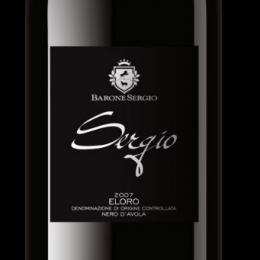Sergio Nero d'Avola 2014 Barone Sergio