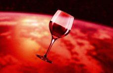 Affinamenti spaziali: vino e alcolici in orbita