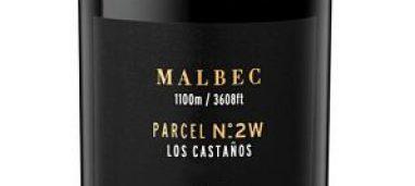 Malbec Single Parcel n°2 Los Castaños 2016 Terrazas de los Andes