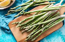 Asparago, delizioso ortaggio di primavera