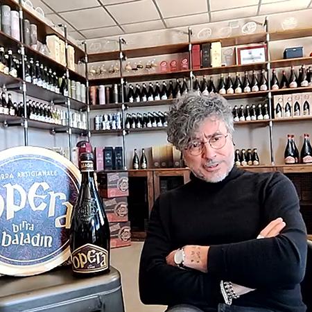 Teo Musso Opera Baladin birra aceto di birra