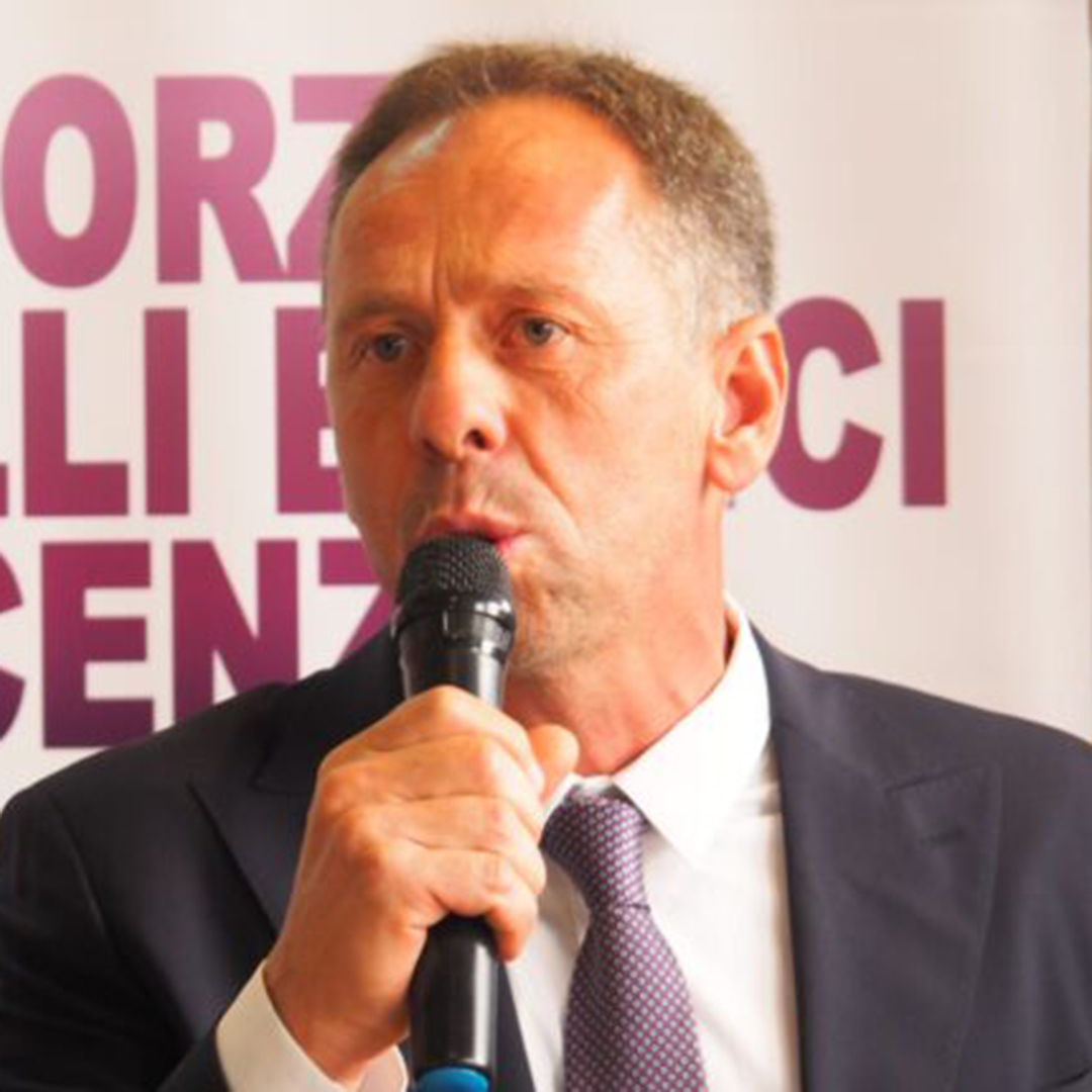 Silvio Dani, presidente del Consorzio dei Colli Berici e di Vicenza per il terzo mandato