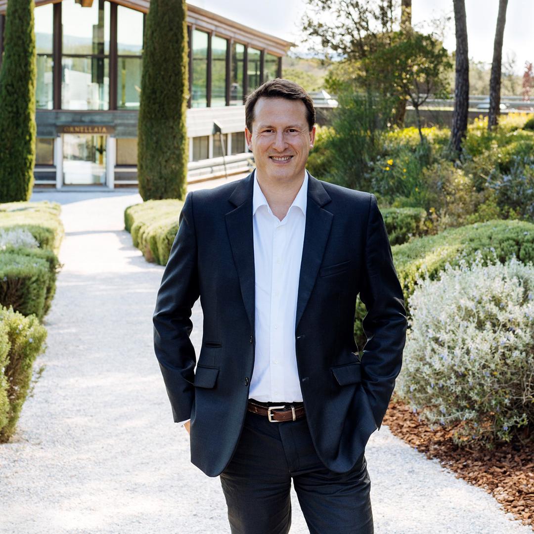 Vianney Gravereaux, nuovo direttore vendite e marketing di Ornellaia e Masseto