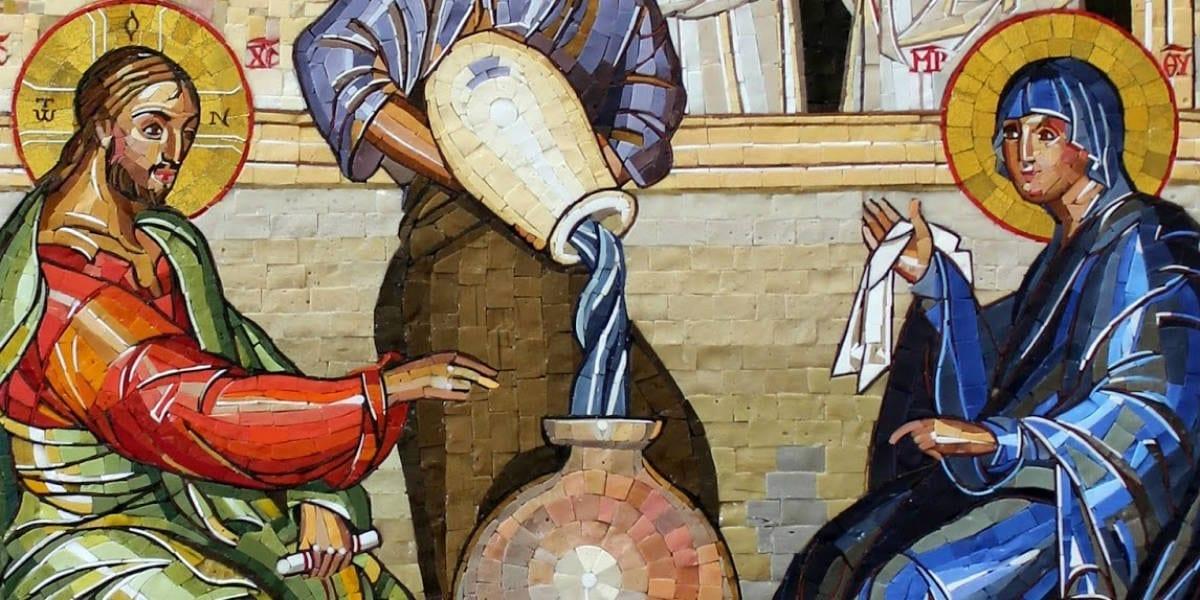 Il contro-miracolo di Cana