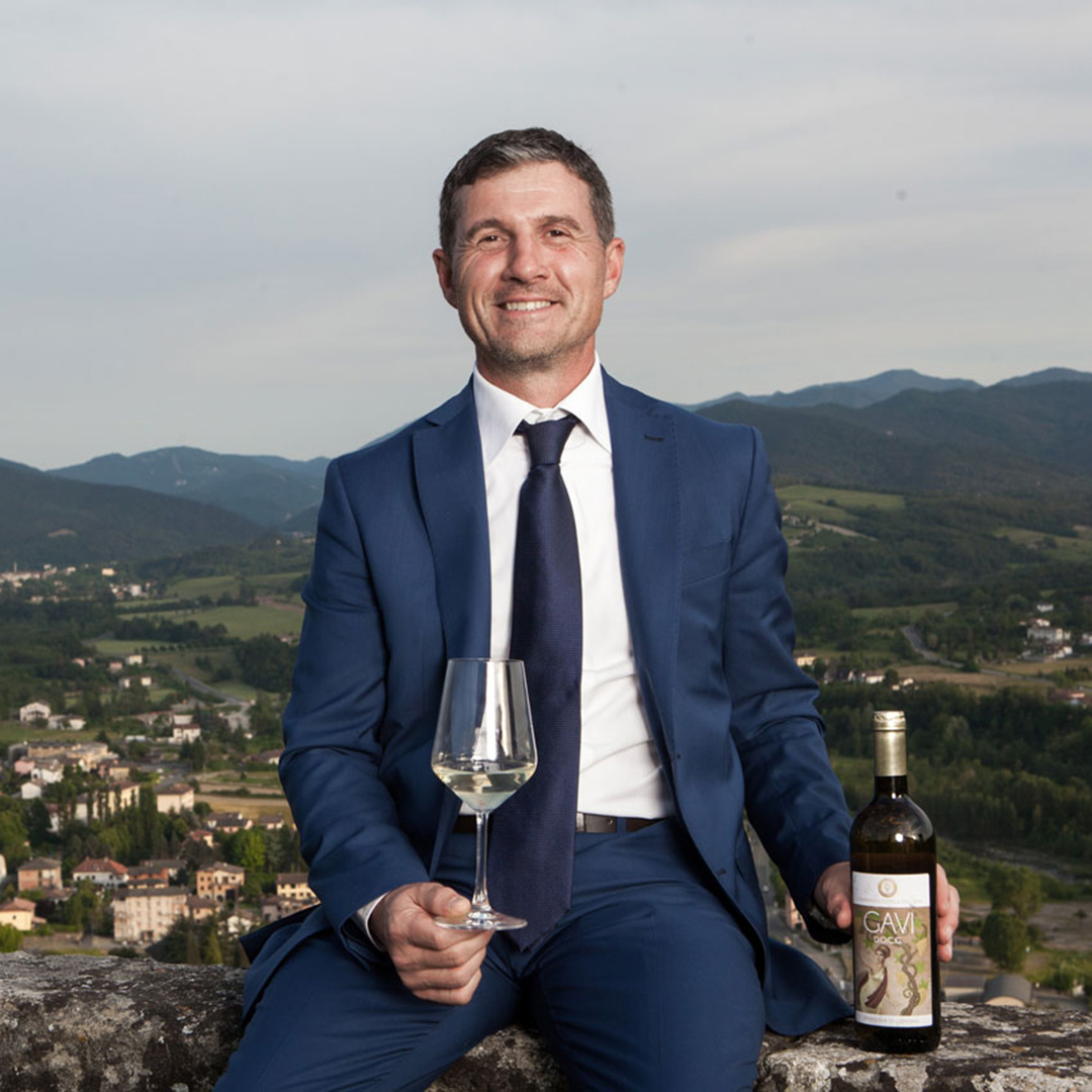 Maurizio Montobbio, nuovo presidente del Consorzio Tutela Gavi