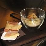 sironi pasta con crostini