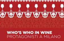 Who's Who in Wine. A Milano il 12 maggio