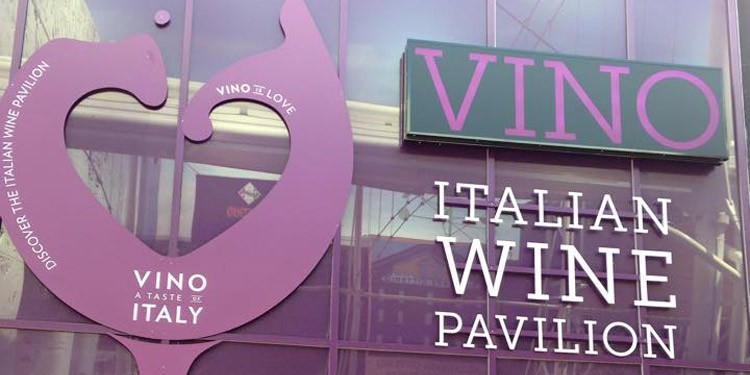 Visita al Padiglione Vino di Expo 2015