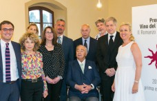 Il Premio Vino del Terriccio ad Angela Nanetti
