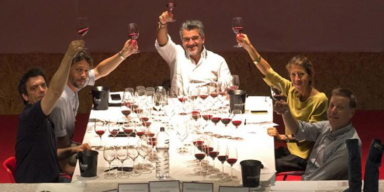 Cronaca del 2° concorso Wine & Sardinia